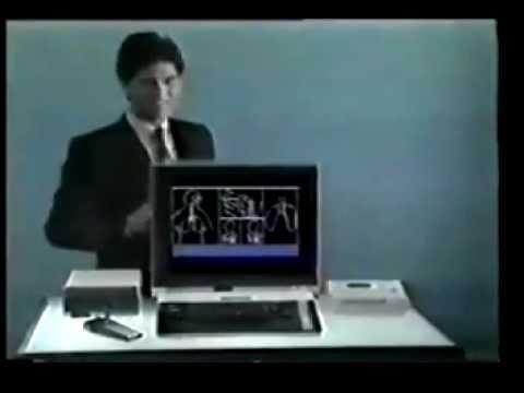 Atari 800XL commercial (Spain)
