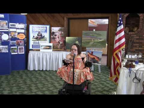 Gaelynn Lea Disability Awareness Speech