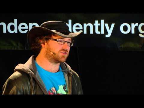 The Odyssey Expedition: Graham Hughes at TEDxBathUniversity