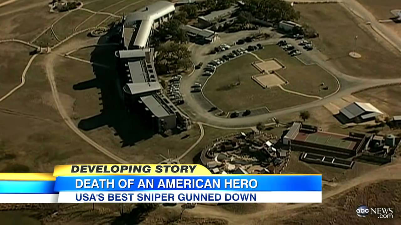 Navy SEAL Chris Kyle Killed At Gun Range, Most Lethal Sniper in US History  Gunned Down in Texas