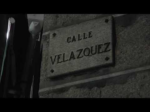 Inauguración da iluminación de Nadal na Rúa Velázquez 02/12/2020