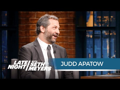 Judd Apatow: David Letterman Is Like Bigfoot to Comedians