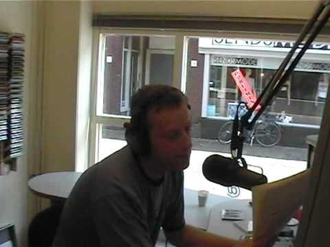 Marcel op radio westland 2001
