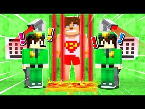 SLİME HAPİSHANESİNDEN İMKANSIZ KAÇIŞ - Minecraft thumbnail