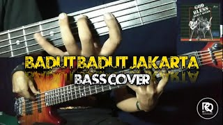 God Bless - Badut Badut Jakarta (Bass Cover)
