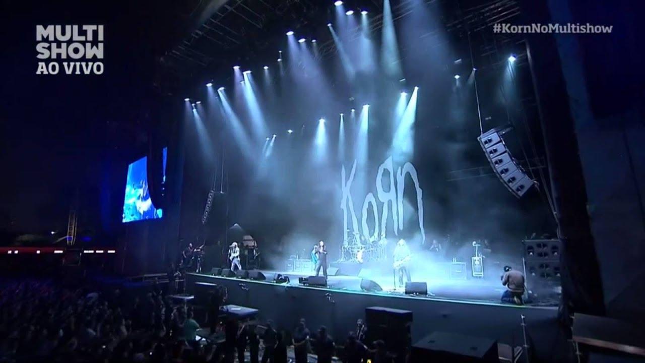Korn - Prey For Me (Live Monsters Of Rock 2013) #1