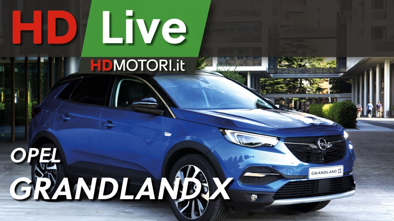 opel grandland x anteprima del suv medio da euro hdlive youtube. Black Bedroom Furniture Sets. Home Design Ideas