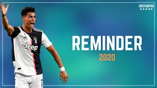 Cristiano Ronaldo - Reminder ft.2Scratch I Skills & Goals - 2019