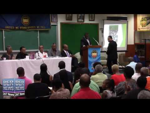 L Frederick Wade, His Political Life & Legacy Forum, August 25 2016