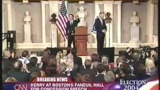 Election Night 2004 - from CBS and CNN - part 10!!