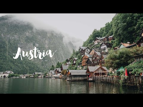 1 MINUTE AUSTRIA TRAVEL FILM: VIENNA & HALLSTATT