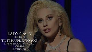 Hd Lady Gaga Til It Happens To You Live at PGA Legendado.mp3