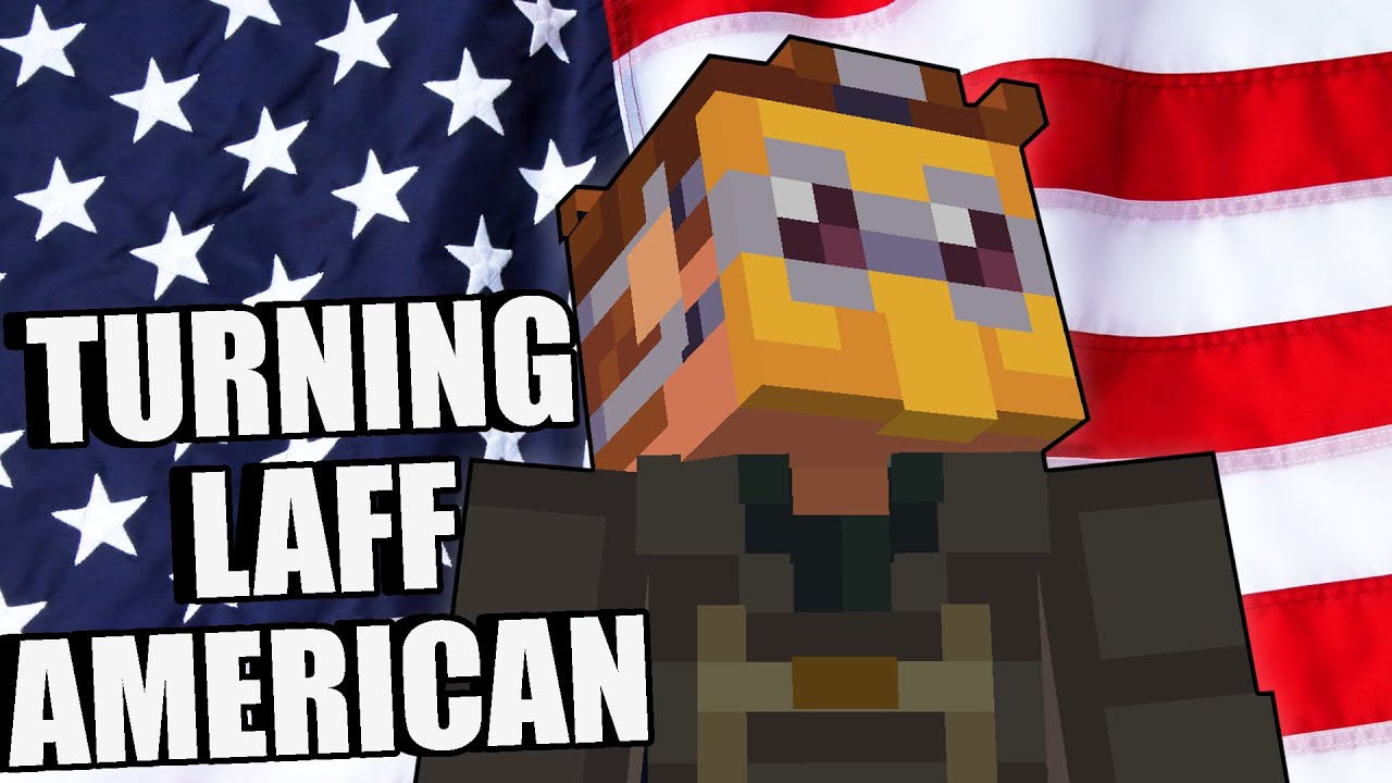 I Converted My British Friend to an American in Minecraft