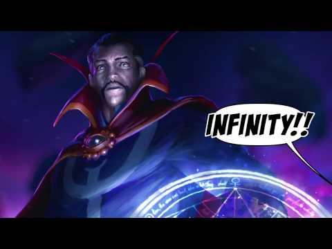 Marvel Contest of Champions: Doctor Strange Motion Comic
