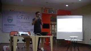 "Yughie Nugraha, Microsoft: ""Live Coding: Azure Services for IoT"""