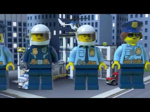 LEGO® City 60141 - Полицейский участок