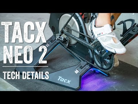 Tacx NEO 2 Smart Trainer In-Depth Review | DC Rainmaker