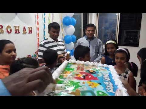 Rohan Birthday 2018 Pune