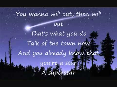 superstar -big time rush with lyrics HD
