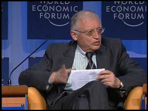 Davos Annual Meeting 2006 - The New Comparative Advantages