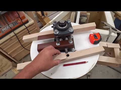 Changing the Upper Wheel Shaft on my Homemade Band Saw