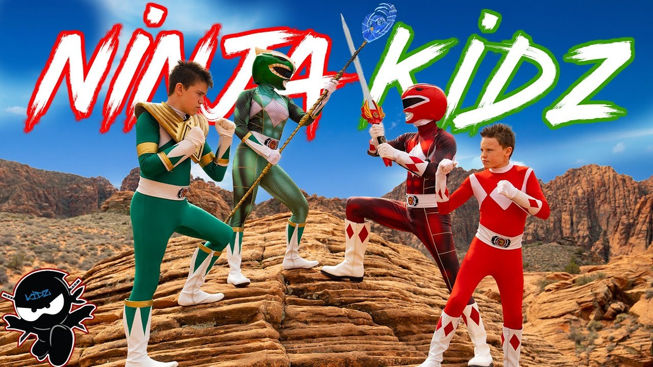 Download Power Rangers Ninja Kidz! Rita vs Zordon