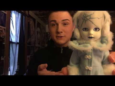 Living Dead Dolls Frozen Charlotte