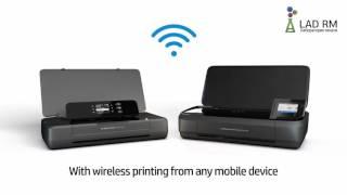HP OfficeJet 202, 252 мобільний принтер МФУ