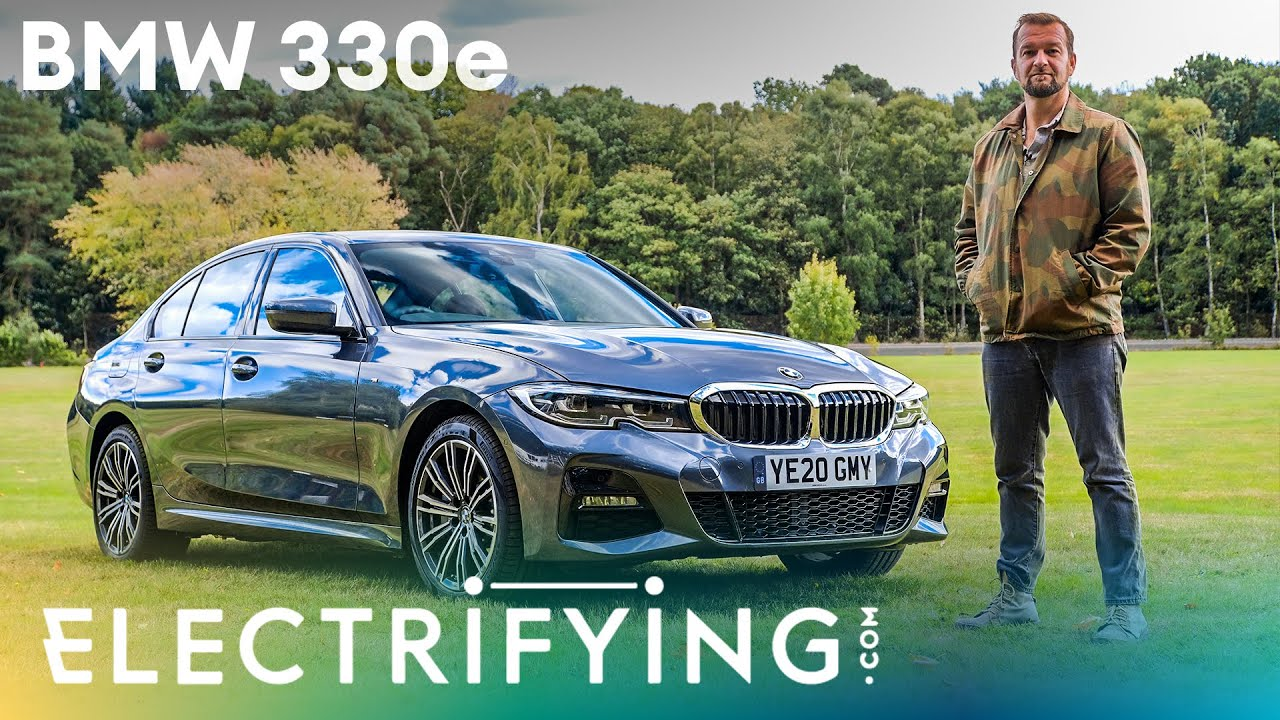 BMW 330e plug-in hybrid 2020: In-depth review with Tom Ford / Electrifying
