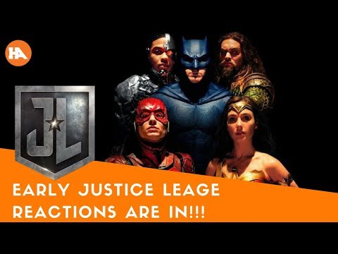 Justice League Early Reactions Are In! And the Consensus is...