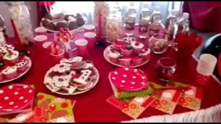 Украшение шарами детский праздник(, 2016-07-27T19:38:42.000Z)