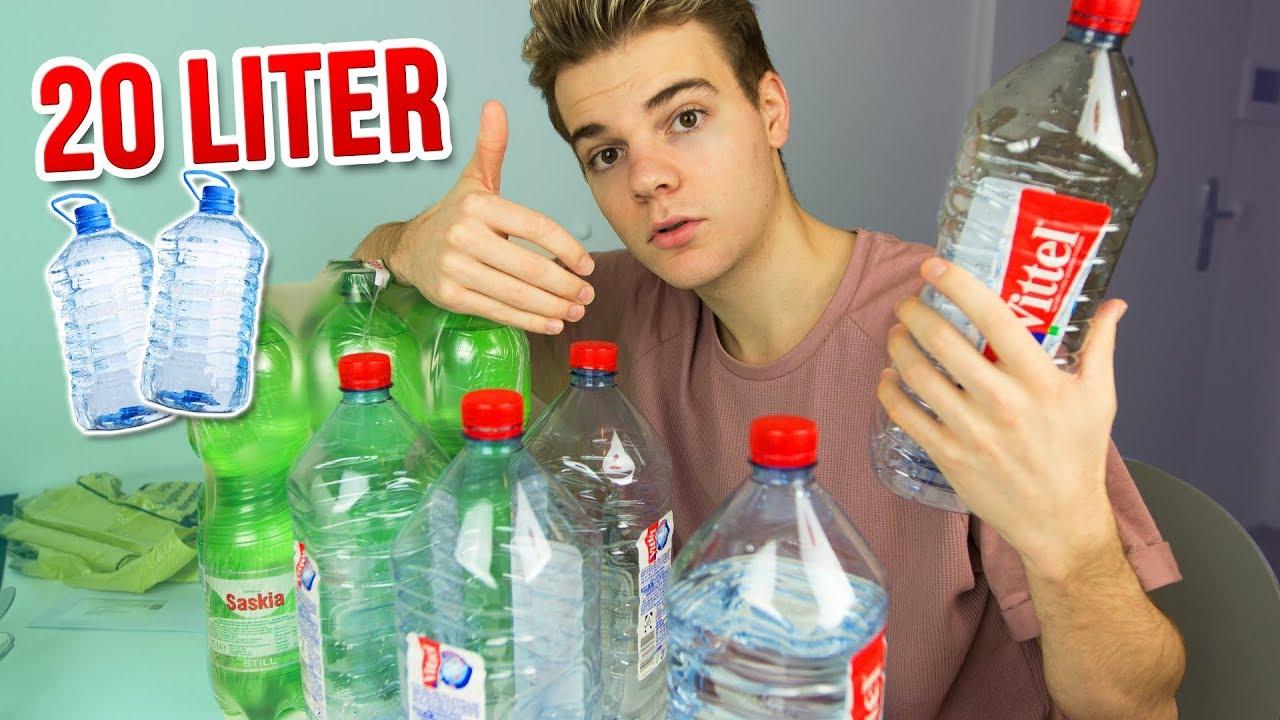 Dieser Mann trinkt 20 Liter Wasser am Tag - sonst verdurstet er | Gesundheit