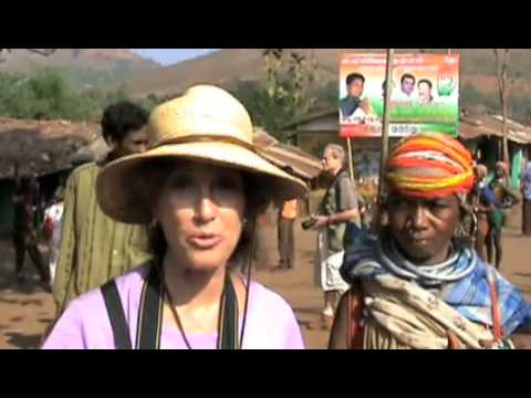 India:  The Thursday Bonda Market at Onukudelli, Orissa