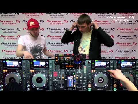 Sergey Rodrigez and Soul Keeper (Nsk) @ Pioneer DJ Novosibirsk