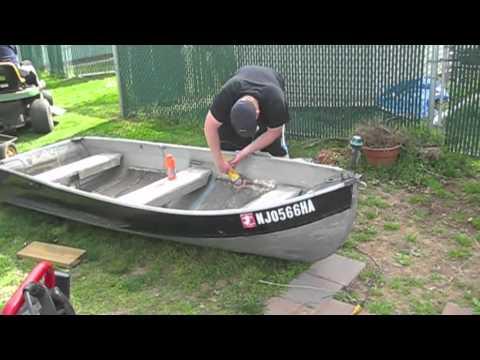 Jon Boat Overhaul Keep Reeling Youtube