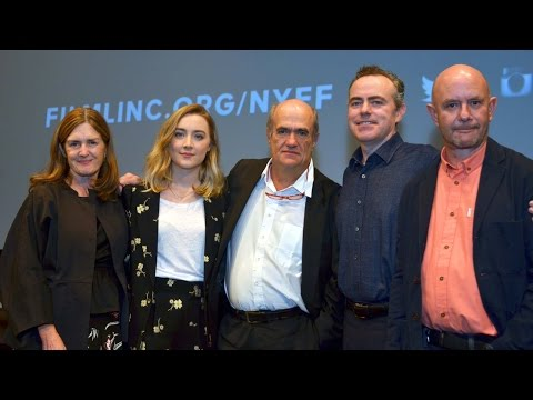 'Brooklyn' Press Conference | NYFF53
