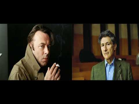 Edward Said and Christopher Hitchens discuss Palestine [May 2001]