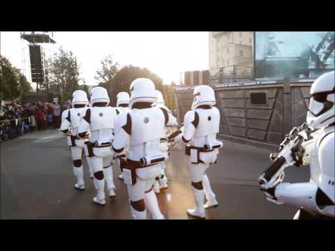 Star Wars The Season of the Force Disneyland Paris 2017