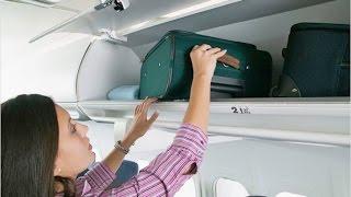 Есть ли ограничения на размер и вес ручной клади в самолете?(, 2014-07-30T14:56:41.000Z)