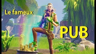 [Fortnite] how to find the pub?