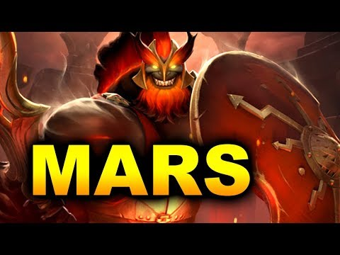 MARS NEW HERO - GOD OF WAR DOTA 2
