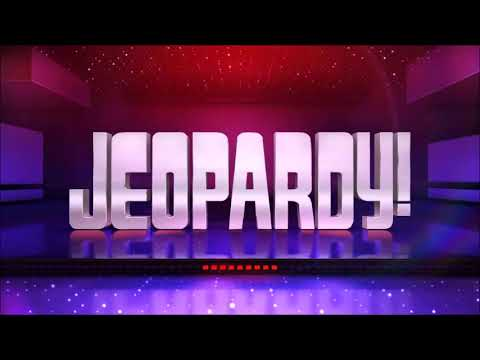 Jeopardy theme song (2008 version) [10 hours]