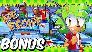 Ape Escape (PS1) - BONUS - Three Mini Games!!!