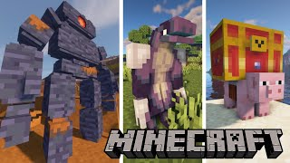 Top 10 Minecraft Mods Of The Week | Risk of Rain Mod, MC Dungeons Weapons, Chat Heads, and More!