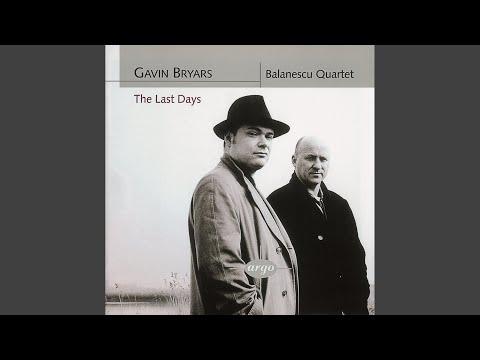 Bryars: String Quartet No.2 (1990)