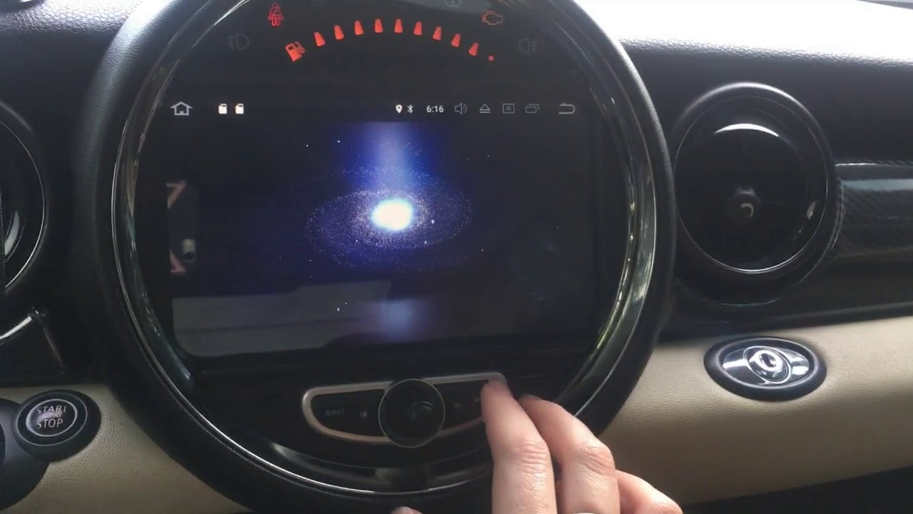 Installing Your Android Radio into Your Mini Cooper