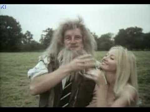 It's...full frontal nudity  Monty Python