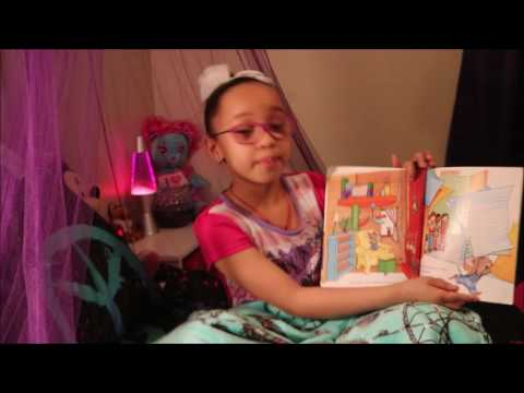 Story time at Bedtime with Zaria | If You Take A Mouse To School