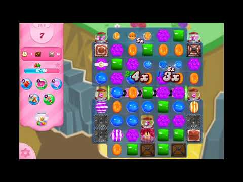 Candy Crush Saga - Level 2912 - No boosters ☆☆☆