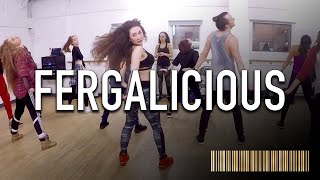 FERGALICIOUS by Fergie | All Level Commercial Dance CHOREOGRAPHY